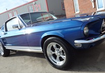 Mustang Side Stripes