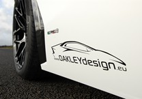 Oakley Design Cut Vinyl & Gelled Decal