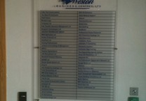 Office Block Directory