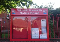 Old Heath Community Notice Board