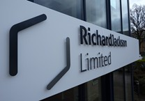 Raised Aluminium Composite Text & Logo