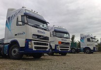 Part Wraps Applied to 3 of Elite Transport's Fleet of 300