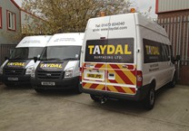 Printed & Cut Vinyls for Some of Tarmacing Company Fleet
