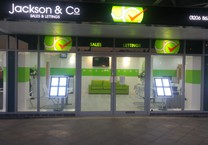 Internally Illuminated Fascia Sign and Free Standing Window Displays