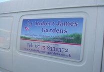Printed Magnetics to Suit Van Panel
