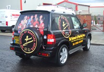 Printed Vinyl for Soft Wheel Cover