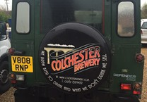 Wheel Cover for Brewery Company
