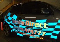 Reflective Vinyls for Side of Car