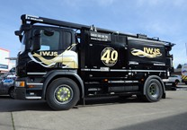Anniversary Livery to Lorry