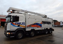 Multi Coloured Livery to Suction Lorry