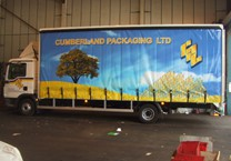 Printed Curtains & Cut Vinyls for Cab