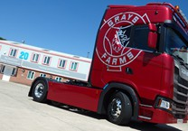 Silver Livery to Scania Artic