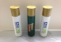 Printed Vinyls Wraps for Corporate Flasks