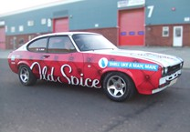 Full Printed Wrap to Mk2 for Old Spice