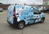 Sea Life Wrap to Berlingo