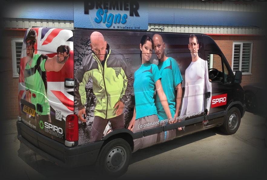 Premier Signs Amp Displays Ltd